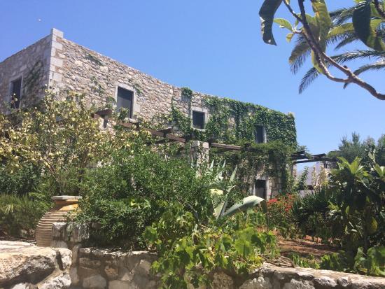Σταυρί, Ελλάδα: The hotel itself