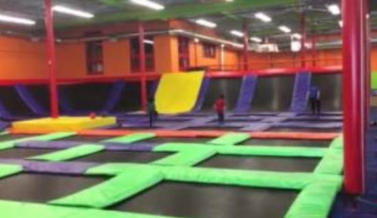 Springz Trampoline & Amusement Park (Windsor) - 2018 All ...