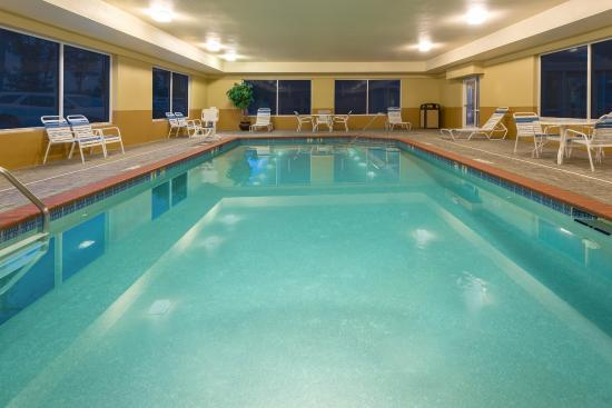 Indoor Pool Picture Of Holiday Inn Express Hotel Suites Lexington Northeast Lexington