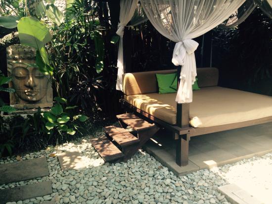 Villa La Novellina : Perfect spot to relax