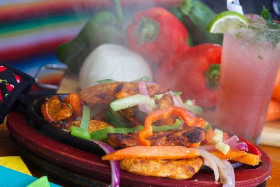 Cuckoo's Nest Mexican Food: Not your average Sizzling Fajitas