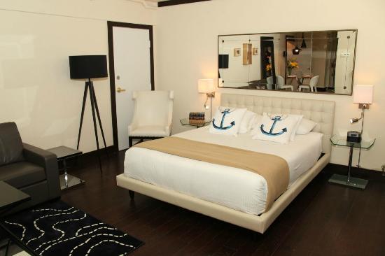 Lincoln Arms Suites: Suite