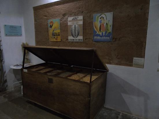 Museu da Farinha: Arca dos cereais