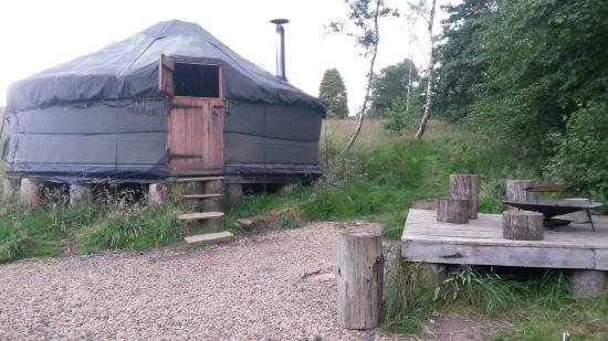 Wild Northumbrian Tipis and Yurts