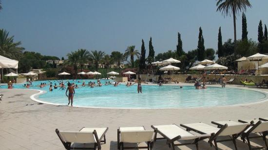 Le Cale d'Otranto Beach Resort: Piscina