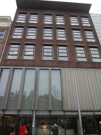 Fila picture of anne frank house amsterdam tripadvisor for La regina anne casa