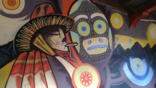 Three Monkeys Hostel