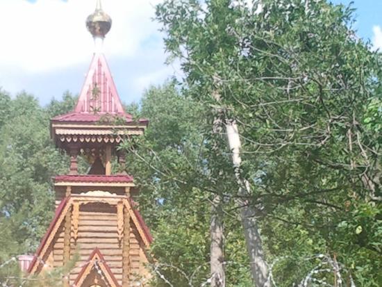 Храм Георгия Великомученика