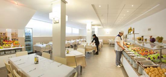 Hotel RH Sol : Dining Room