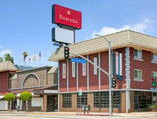 Ramada Los Angeles/Downtown West: Welcome to Ramada Los Angeles Downtown W