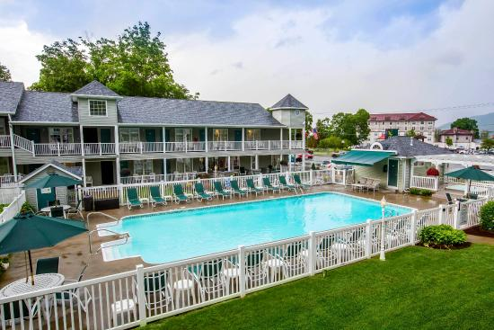 Quality Inn Lake George : NYPool
