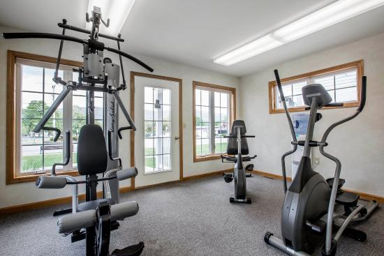 Quality Inn Lake George: NYFitness