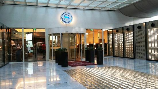 Sheraton Hotel Charles De Gaulle Airport Paris France