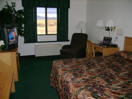 Milford, UT: Guestroom