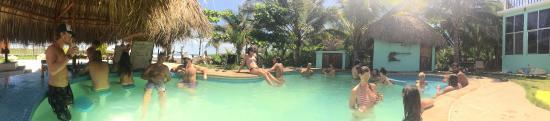 El Paredon, Guatemala: Pool