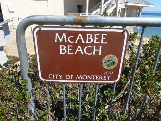 McAbee Beach