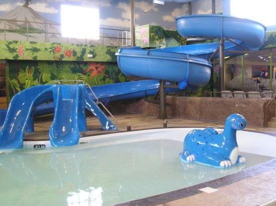 Victoria Inn: Dino Beach Family Water Park