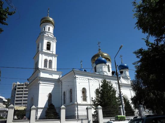 Duhososhestvenskiy Cathedral