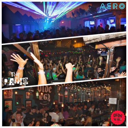 Amazing The Patio: 3 Totally Different Venues All In 1 Spot With No Cover