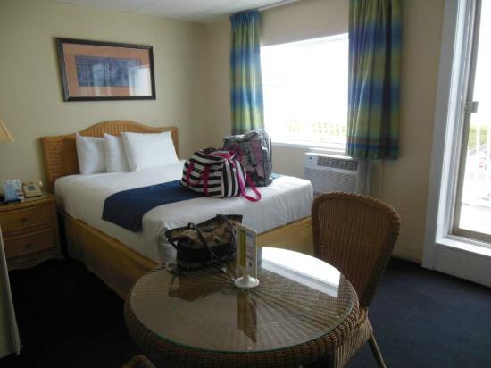 Gondolier Motel: My room on the 4th floor