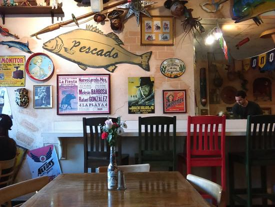 Dinning Room Picture Of Pancho S Salsa Bar Amp Grill Polk