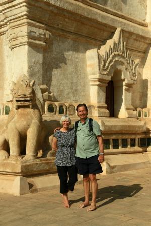 ACL Travels : Day Tour in Yangon: Bagan, Myanmar Temple