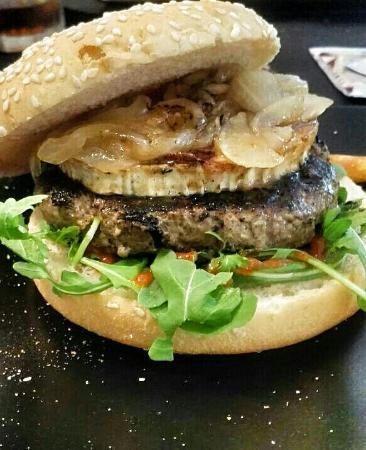KAOS Burger