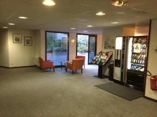 Lobby - Picture Of Adagio Access Rennes Centre  Rennes