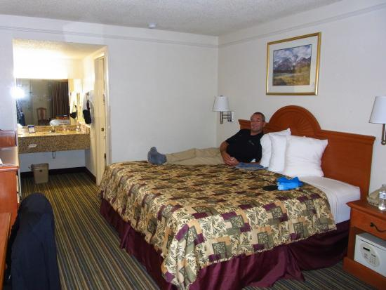 BEST WESTERN of Murphy : Our room (#221)