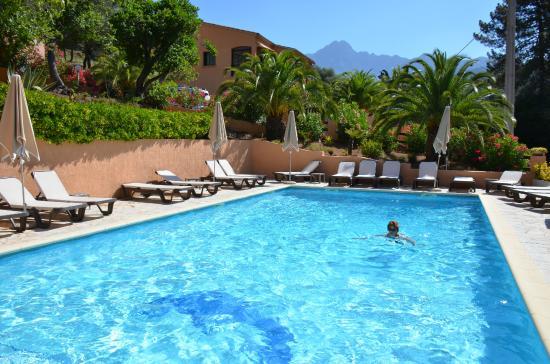Bild fr n residence cabanaccia serriera for Habsheim piscine