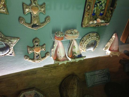 Marstal Sofartsmuseum : Objetos de viajes