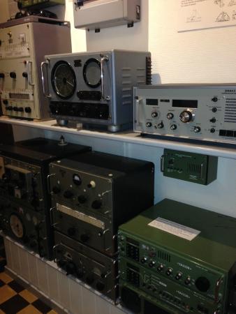 Marstal Sofartsmuseum : Radios