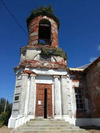 Волохово, Россия: Храм