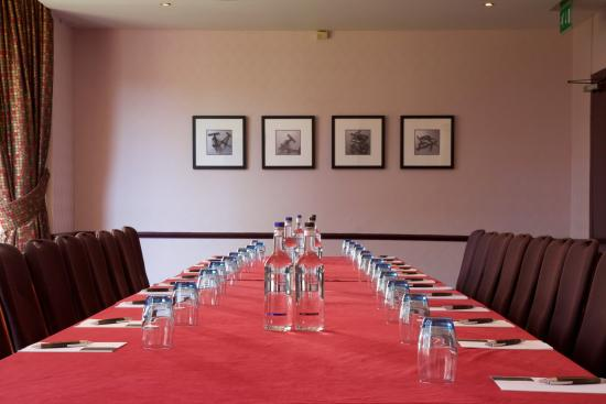 Hallmark Hotel Bournemouth West Cliff: Chenin set as Boardroom