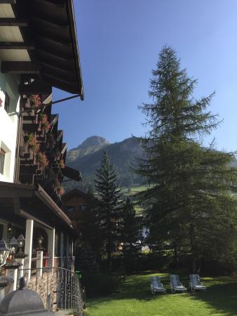Hotel Villa Campitello: Zona esterna