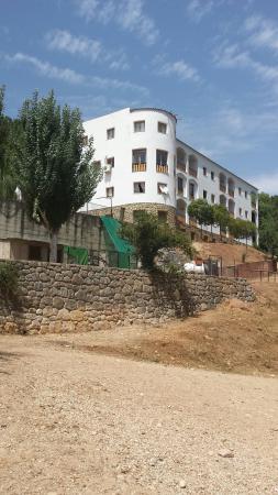 Apartahotel Montepiedra