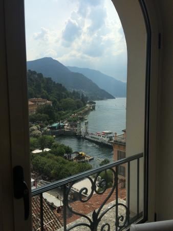 Balcony - Hotel Bellagio Photo