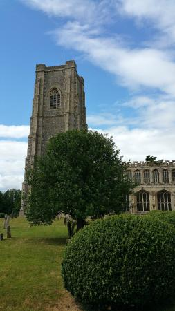 St Peter and St Paul's Church, Lavenham