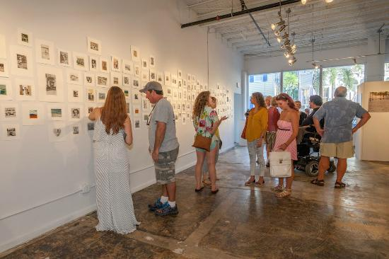 The Studios of Key West : Downstairs Gallery