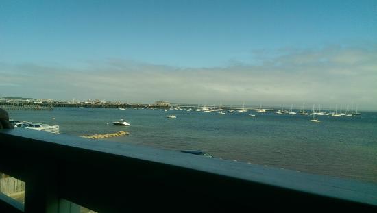 Anchor Inn: Lovely view
