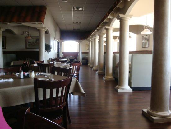Siciliano's--A Taste of Italy: Inside Seating