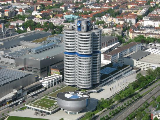 ‪BMW Headquarters‬