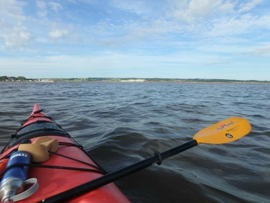 By The Sea Kayaking : panoramic view from the bay