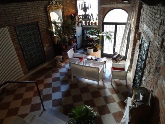 B&b Palazzetto Cavalli: нижний этаж