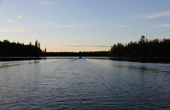 Chapleau, كندا: Beautiful Sunsets