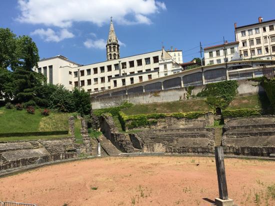 Amphithéâtre des trois Gaules : photo0.jpg