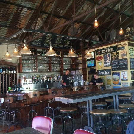 Back Abbey: The Pub