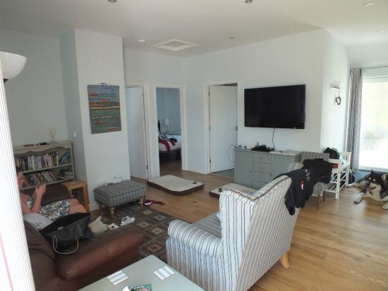 Richmond Hill Bed & Breakfast: Living area