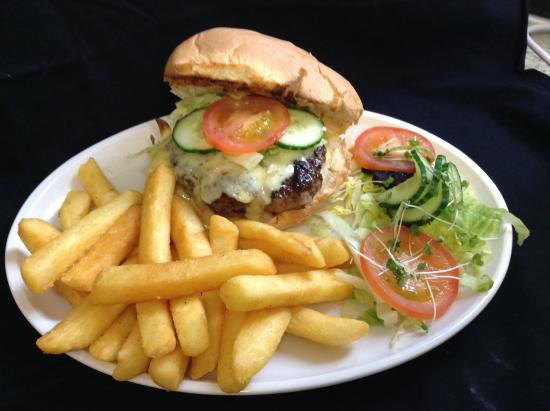 St Osyth, UK: Kings Burger