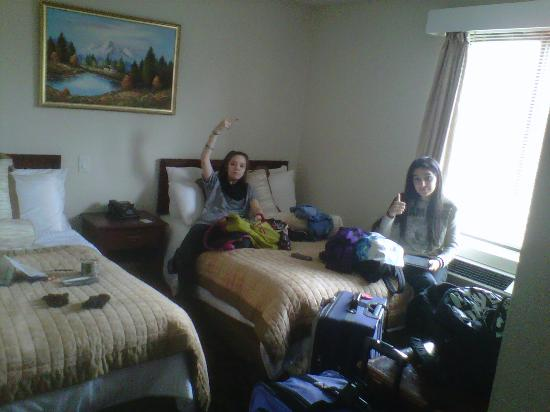 Windsor Hotel: Pequeño cuarto